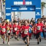 Children's Memorial Hermann IRONKIDS Texas Fun Run on April 15, 2017