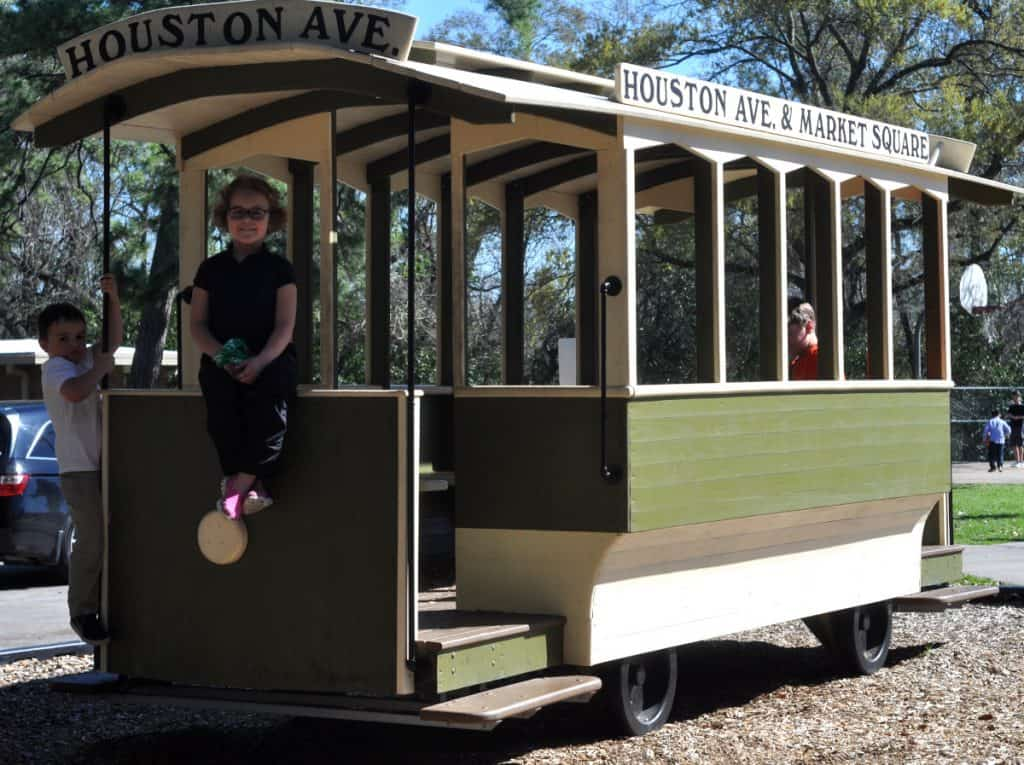 Woodland Park Street Car