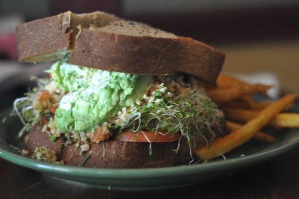 Hobit Cafe Sandwich