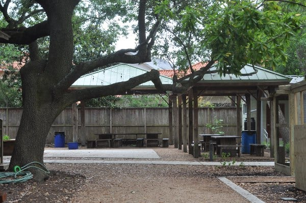 Nature Discovery Center Picnic Area