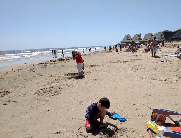Where is Surfside Beach Texas