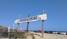 Surfside Beach… An Alternative to Galveston Beach Days!