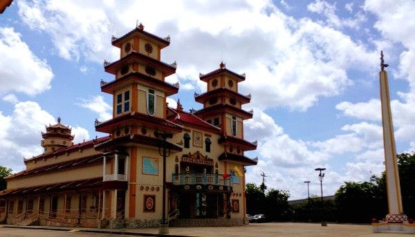 Temple WIH