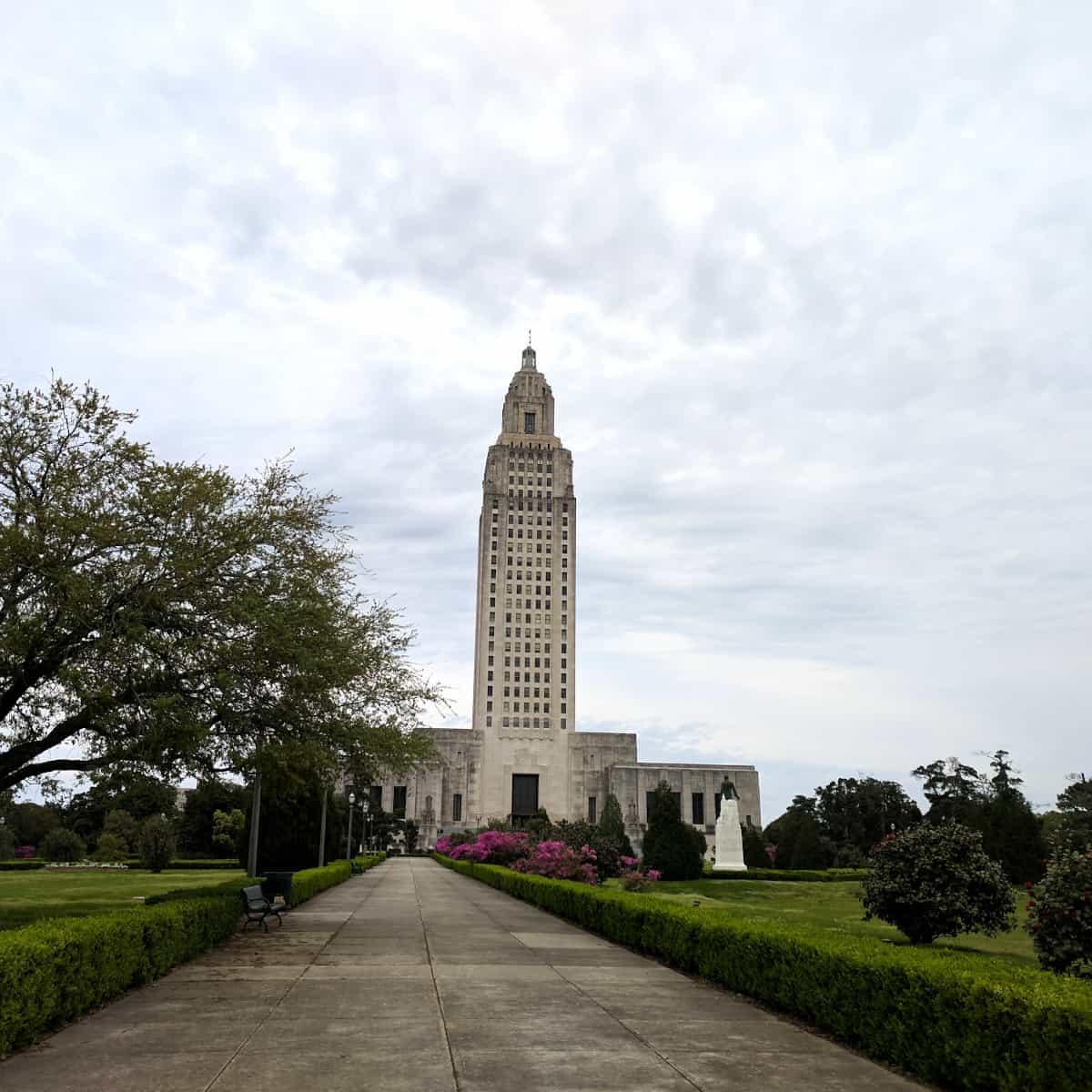 Louisiana State Capital Baton Rouge