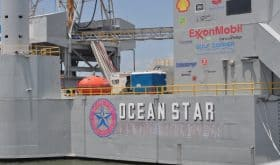 Ocean Star Offshore Drilling Rig and Museum in Galveston!