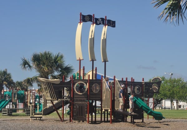 Roberts Point Park Port Aransas