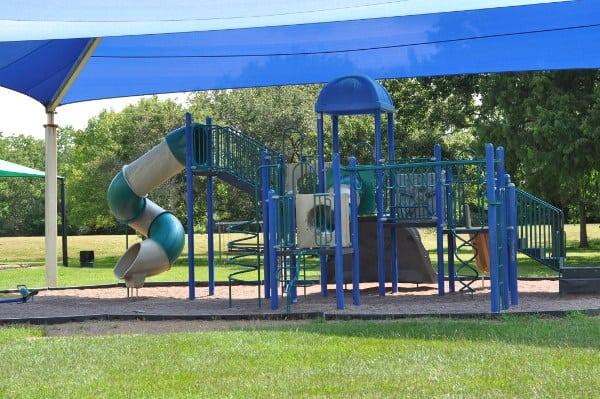 Playground at Challenger Seven
