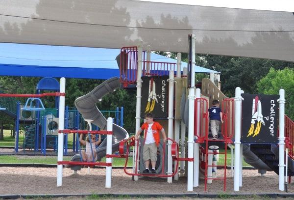 Challenger Seven Memorial Park Playground