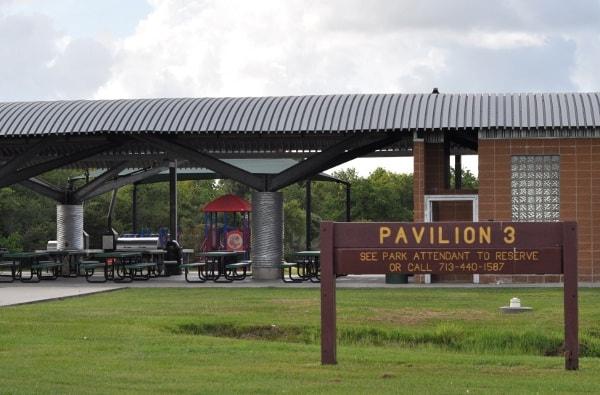Challenger Seven Memorial Park Pavilion