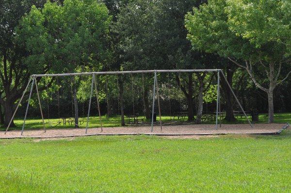 Challenger Seven Memorial Park Swings