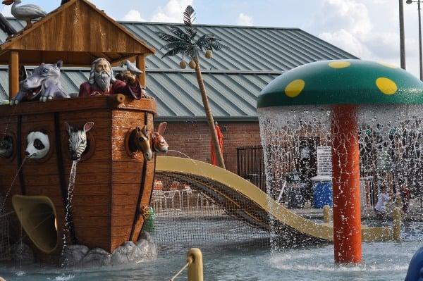 Noah's Ark Pool