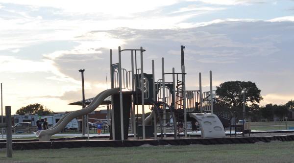 Splashway Campground Map Playground