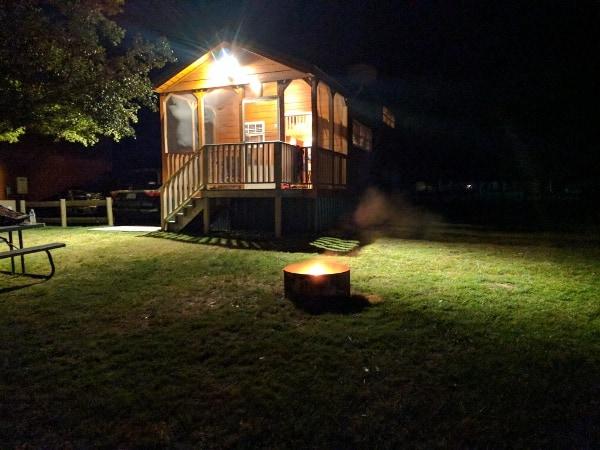 Splashway Cabins Splashway Campground Map