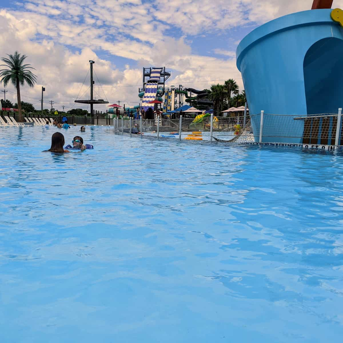 Splashway Waterpark Pool