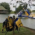Lake West – The Hidden Lake at Faith West: Summer Camp Fun… Minus the Summer Camp!