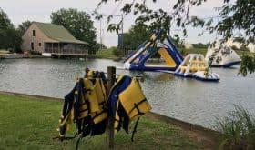 Lake West – The Hidden Lake at Faith West: Summer Camp Fun… Minus the Summer Camp!