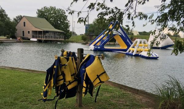 Lake West – The Hidden Lake at Faith West: Summer Camp Fun ...