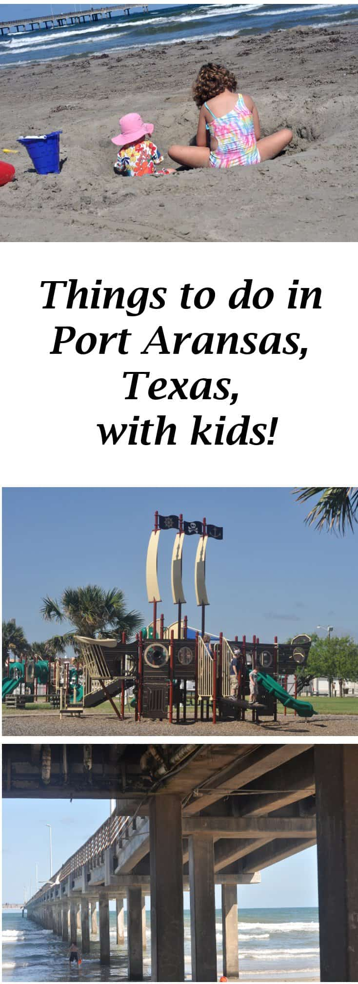 Things To Do In Port Aransas With Kids