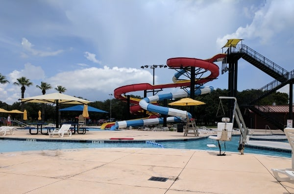 Texas City Water Park