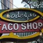 Bodegas Taco Shop in the Museum District