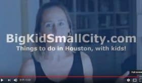 Video: Favorite Things to Do in Houston, with Kids, November 16-22, 2017!