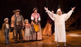 Give Away: 4 Tickets to A CHRISTMAS CAROL – A GHOST STORY OF CHRISTMAS at Alley Theatre