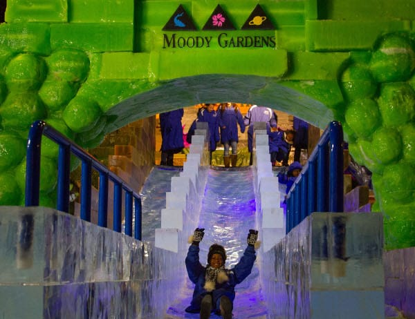 Give Away Family 4 Pack Of Tickets To Ice Land Festival Of Lights More