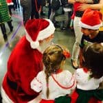 Brunch with Santa at Phoenicia Foods Downtown on December 16, 2017, 11am-3pm