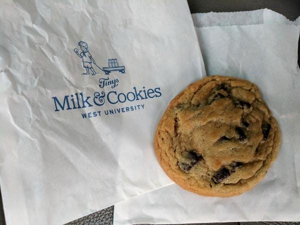 Tiny's Milk and Cookies