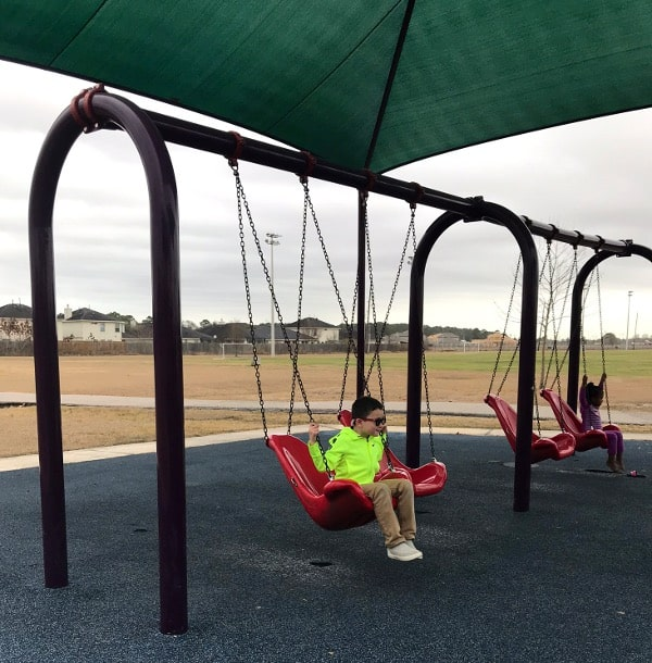 Angel Park Swings