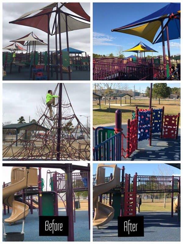 Lindsay Lyons Park Updates