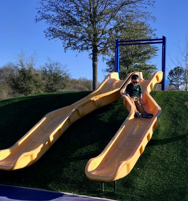 Hillside Slides