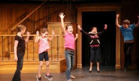 Sign Up for Winter Break Camp at Main Street Theater!