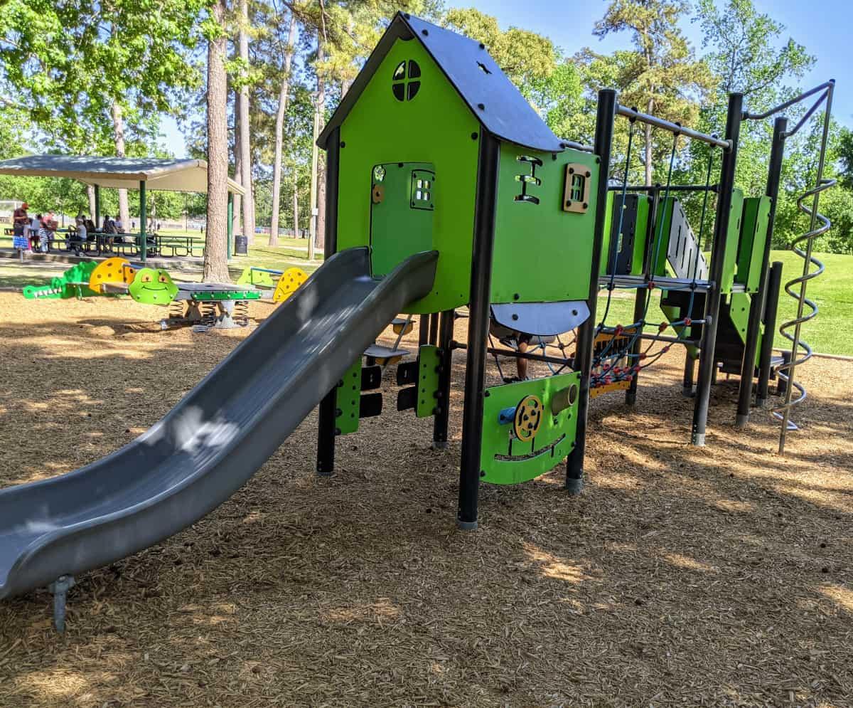 Collins Park Toddler Playground