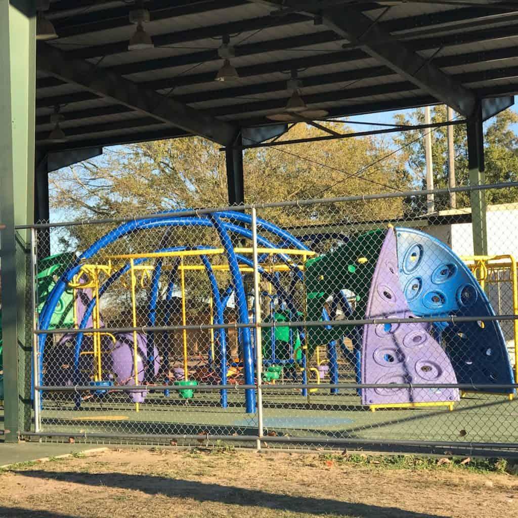 Doss Park Covered Playground