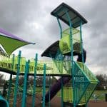 Good for Toddlers & Big Kids Too… James Driver Park!