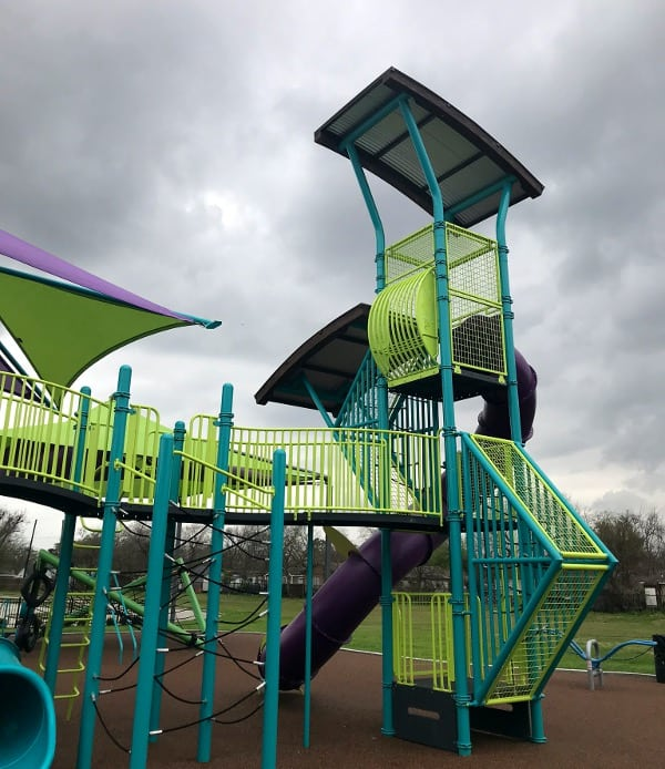 Good For Toddlers & Big Kids Too… James Driver Park