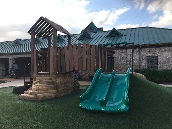 Riverpark Park Little Playground
