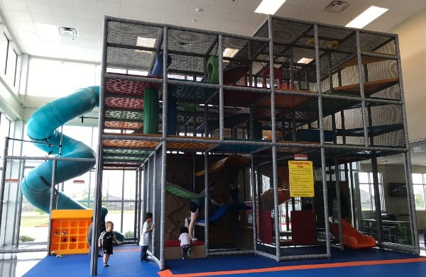 Free Indoor Playground Houston