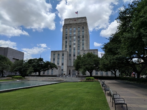City Hall Houston