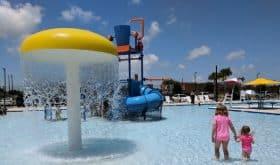 Galveston without the Sand… at Lasker Park Community Pool!