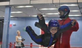 Take the Kids Skydiving… at iFly Houston – Memorial!