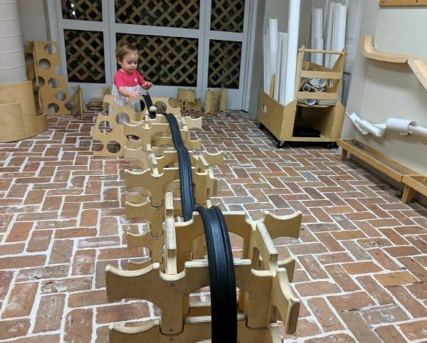 Galveston Children's Museum Ramp