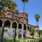 Galveston Children's Museum… Small, fun, not crazy busy & housed in the Moody Mansion!