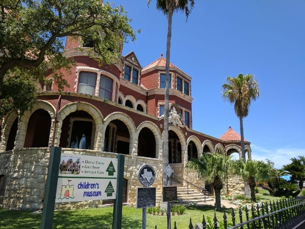 Galveston Children's Museum in the Moody Mansion
