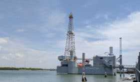 Visit the Ocean Star Offshore Drilling Rig and Museum in Galveston!