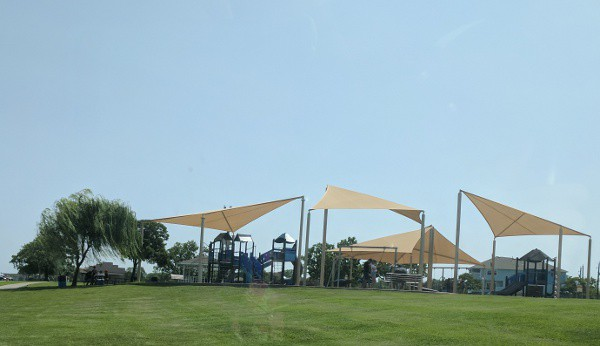 Sylvan Beach Playground