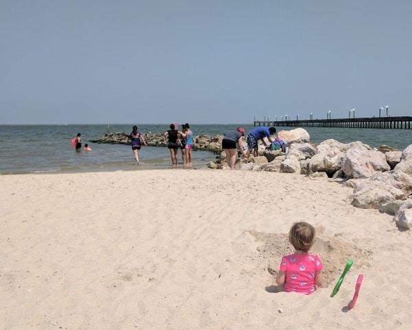 Sylvan Beach Pier
