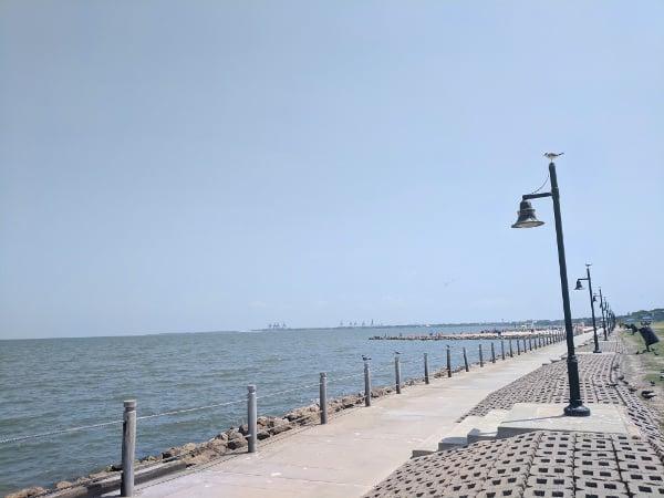 Sylvan Beach Pier and Park