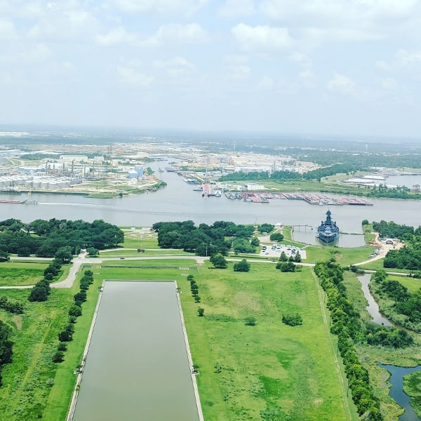 View from San Jacinto Monument